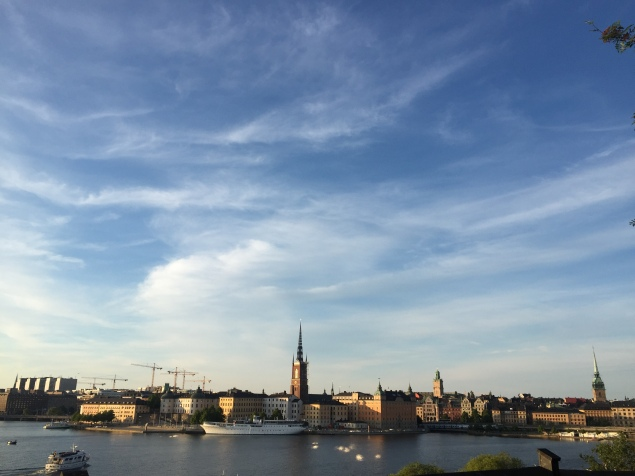 A summer in Stockholm <3
