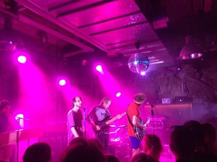 We listened to Den Svenska Björnstammen, and they rocked it!