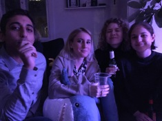 Party peeps <3